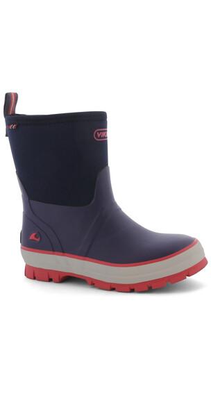 Viking Solan Neo Boots Kids Lilac/Multi